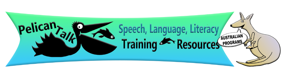 Pelican Talk Speech Therapy Resources