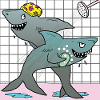 Sharks in the Shower from the Revised Singing Alphabet